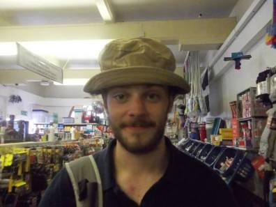 Ben funny hat