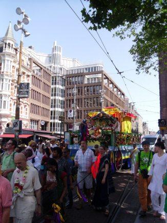 Dali Lama parade